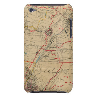 Greenburg, New York 14 iPod Touch Case-Mate Case