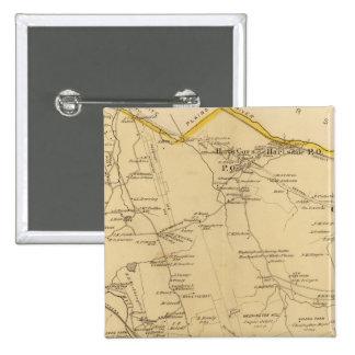 Greenburgh, New York Pinback Button
