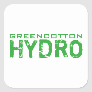 GreenCotton Promo Stickers