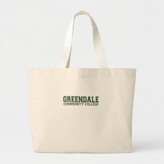 Greendale College Jersey Tote Bags