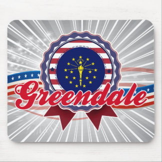 Greendale, IN Mouse Pad