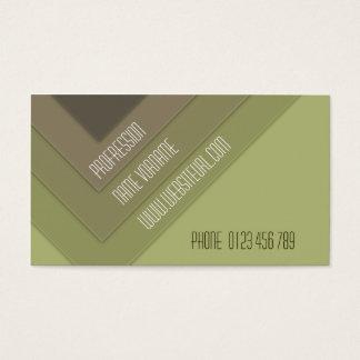 greene business card