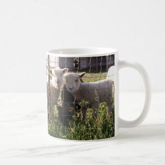 Greener Grass? Classic White Coffee Mug