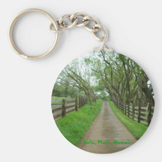 Greener Pastures Keychain