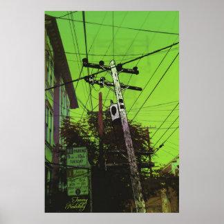 Greener Street Aka Green Lex Posters