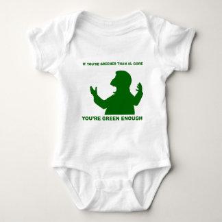 Greener than Gore Baby Bodysuit