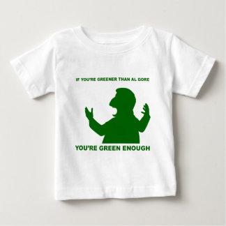 Greener than Gore Baby T-Shirt