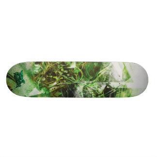 Greener Tv Custom Skateboard