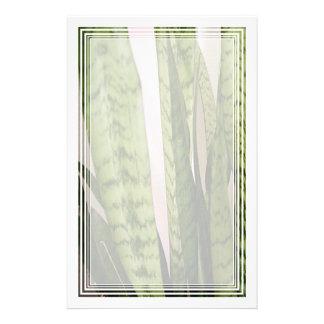 Greenery1 5.5x8.5 stationery