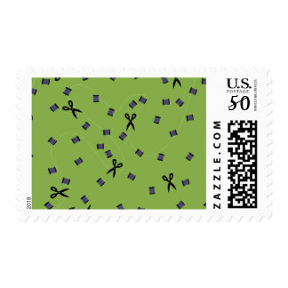 Greenery Sewing Notions Postage