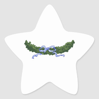 GREENERY STAR STICKER