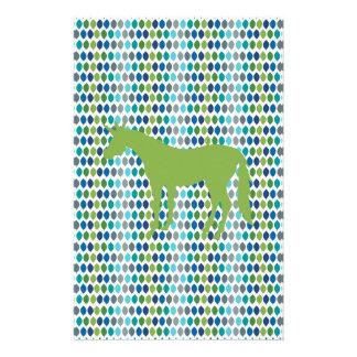 Greenery Unicorn V02 Stationery