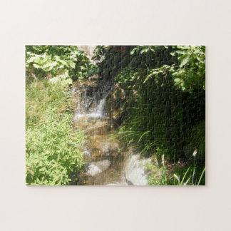 Greenery Waterfall Puzzle #2