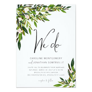 Nature Wedding Invitations as great invitation template