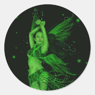 greenfairy sticker