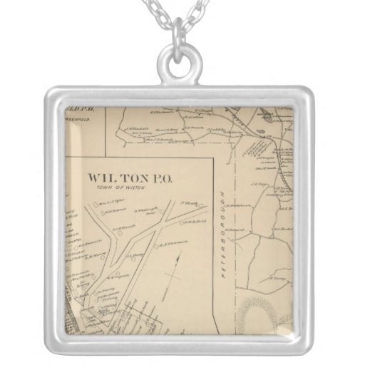 Greenfield, Hillsborough Co Necklaces