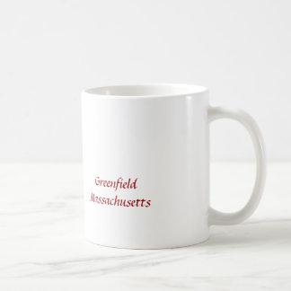 Greenfield Pumping Station Covered Bridge Coffee Mug