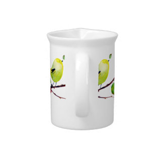 Greenfinch unit of capacitance drink pitcher