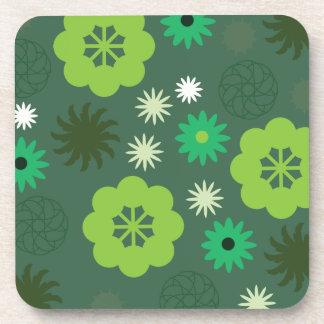 Greenflowers.ai Beverage Coaster