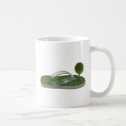 GreenFootprint112311 Mugs