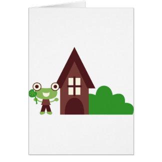 GreenFrogMix4 Card