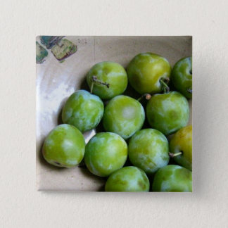 Greengages Button