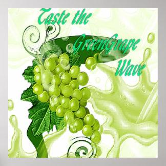 greengrapewave poster