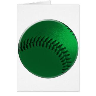 greengrass ball greeting card