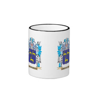 Greengrass Coat of Arms - Family Crest Ringer Coffee Mug
