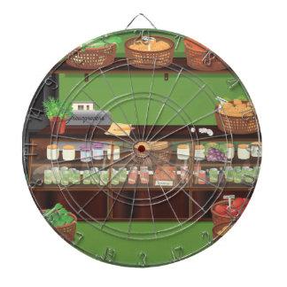 Greengrocer Shop Dart Boards