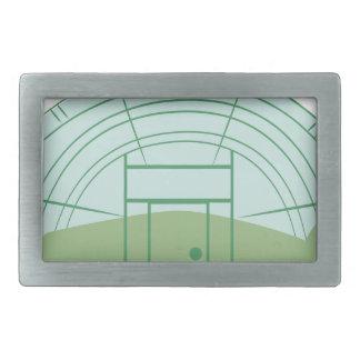 Greenhouse Belt Buckle