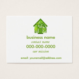 GreenHouse Business Card
