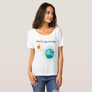 Greenhouse effect shirt