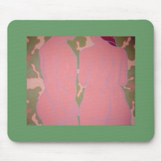 Greenhouse Fig Mousepads