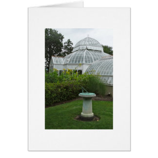 Greenhouse @ Frick Mansion Card
