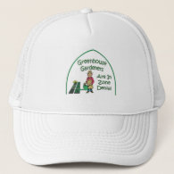 Greenhouse Gardeners Are In Zone Denial Trucker Hat