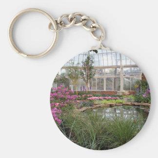 Greenhouse Glory Keychain