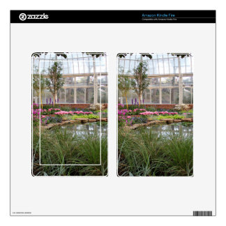 Greenhouse Glory Skins For Kindle Fire