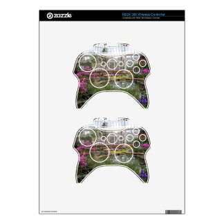 Greenhouse Glory Xbox 360 Controller Decal
