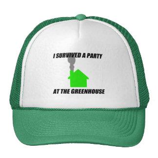Greenhouse Hat