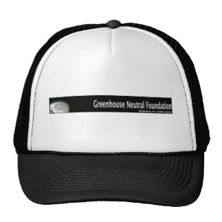 Greenhouse Neutral Foundation Hats
