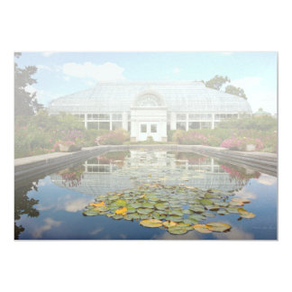 Greenhouse - The conservatory Card