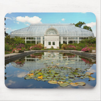 Greenhouse - The conservatory Mouse Pad