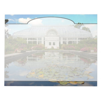 Greenhouse - The conservatory Notepad