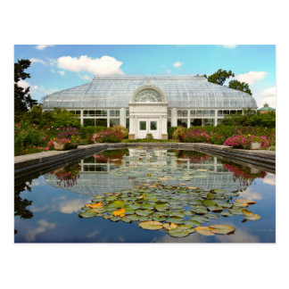 Greenhouse - The conservatory Postcard