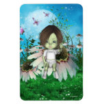 Greenie Babies Jamie Fairy Premium Magnet Rectangular Photo Magnet