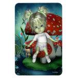 Greenie Babies LuLu Fairy Premium Magnet Rectangular Photo Magnet