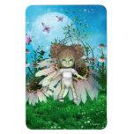Greenie Babies SuzieQ Fairy Premium Magnet Rectangular Photo Magnet