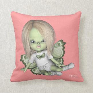 GreenieBabies Fairy Allyssa American MoJo Pillow