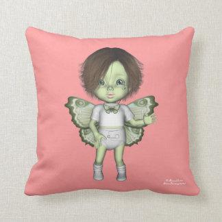 GreenieBabies Fairy Jamie American MoJo Pillow